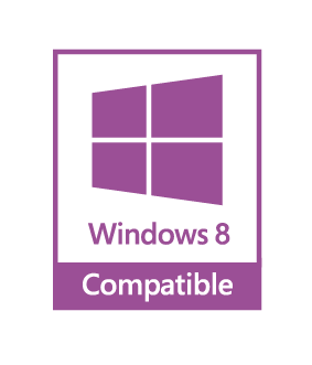 SeqZap is compatible with Windows 8